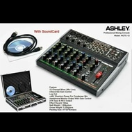 mixer audio ashley note12 12 chanel free hardcase