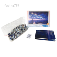 Fuping725 []youngxilive New Children Adult 1000 Pcs Paper Jigsaw Puzzles Landscape Paintings Puzzle Children Jigsaws