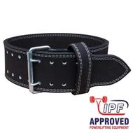 【現貨】【IPF認證健力快扣腰帶】Strength Shop 13MM 雙排扣 傳統腰帶