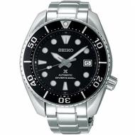 【SEIKO 精工】PROSPEX系列相撲廣告款潛水機械錶(黑 6R35-00A0D SPB101J1)