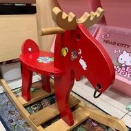 Ikea 麋鹿搖搖椅