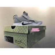 新款上市 Nike Kobe AD NXT 科比12代 kobe12 氣墊編織 精英賽 籃球鞋 40-46 灰