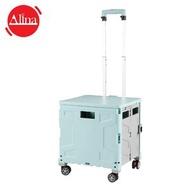 Alina - 摺疊式購物車 - 綠色 (大號) (PTT005LG)