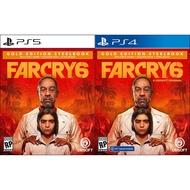 PS4 PS5 極地戰壕6 極地戰嚎 6 Farcry6 中文 黃金版 可升級到 PS5+自由民組合包【預購10/7】