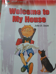 Reading Schema-Read & Know: Welcome to My House (二手)