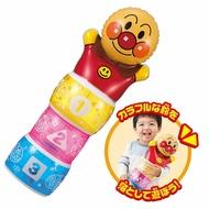 麵包超人 搖搖鈴鐺 充氣玩偶 正版商品 日本帶回