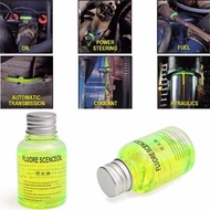 1Bottle 60g Fluorescent Oil Leak Detection Leak Test UV Dye for Car A/C Pipeline