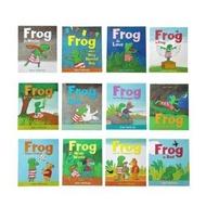 Frog Stories Collection - 12 Books เซตหนังสือส่งเสริมการอ่านภาษาอังกฤษ ซีรีย์ Frog Stories : Books for kids