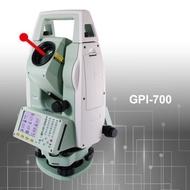GPI-700 含稅全站儀/彩色螢幕免菱鏡雷射全站儀/中文介面/2秒精度/400米以上免稜鏡/