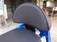 皮式椅背 後靠背 後靠椅 後扶手 機車 GT Z1 FIGHTER BON JET 雷霆 彪虎 新勁戰 MANY G6