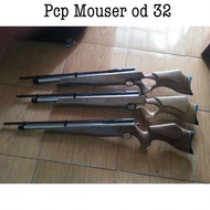Pcp senapan gas od 32 tabung stainless