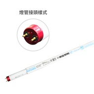 【文具通】東亞照明 T8 三波長 日光 燈管 傳統燈具可用 FL20/18D-EX-T8 18W/6500K 71lm 整箱 25支入 晝光色 I6010220