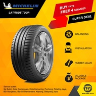 MCO 2.0 Limited STOCK Clearance!!! 265/60R18 (DOT 4719) MICHELIN LATITUDE TOUR TYRE TIRE TAYAR with FREE INSTALLATION.