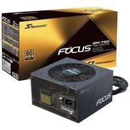 海韻 Focus GM-750金牌半模組電源供應器-7Y