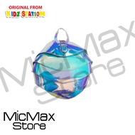 Smiggle Backpack Collapse Transparent Hologram Backpack