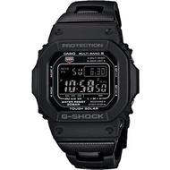 G-SHOCK世界六局電波太陽能電子手錶-黑(GW-M5610BC-1D)