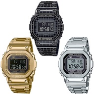 CASIO 卡西歐 GMW-B5000CS-1 GMW-B5000GD-9 GMW-B5000D-1 G-SHOCK GMW-B5000系列 43mm