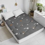 Japanese Floor Futon Mattresses Sleeping Pad - Futon Memory Foam - Tatami Mat Foldable Roll Up Mattress
