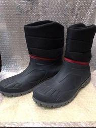 迪卡儂/ QUECHUA /登山鞋/雪地鞋 / 雨鞋 / 參考  成人- 18°C防水防滑登山雪靴/EU44/45