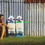 Smoothstar surfskate陸地沖浪滑板yow授權經銷carver  swelltech『清涼一夏~』