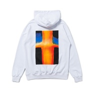FOG Double Line Hoodie FEAR OF GOD ESSENTIALS Floral Pentagram Hoodie for Men and Women