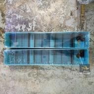 BLUE TOP FILTER BOX FOR AQUARIUM 2.5 TO 4 FEET