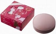 ∥露比私藏∥日本製櫻花馬油護膚皂 100g