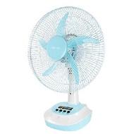【KINYO】充電式電風扇 (CF-1401)