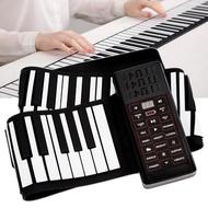 【meekee】攜帶型88鍵高音質手捲電子琴
