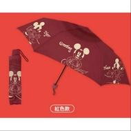 7-11 米奇背包 雨傘