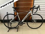 FOXTER LEXON 700C 2020 AUTHENTIC Bicycle Road Bike White