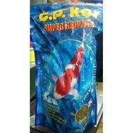 Koi Fish Food Brand Cp Koi