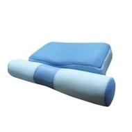 YamaKawa全方位家E護頸枕-1組入