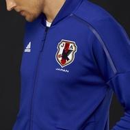 4折 ADIDAS 世界盃 世足賽 Z.N.E 日本隊 藍色 運動外套 CE8666 國家隊