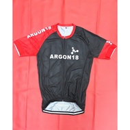 Cycling Jersey Argon18 with Reflector