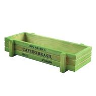 กล่องไม้สำหรับเก็บดอกไม้ระเบียง,กล่องไม้อวบน้ำทำจากไม้สำหรับใช้ในบ้านต้นไม้