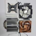 利民ThermalRight 塔式CPU散熱器 TRUE Spirit 120M BW Rev.A, 高145mm