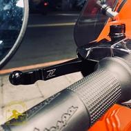 【偉士計劃】Zelioni Vespa 煞車拉桿 短拉桿 春天 衝刺 LX LT S 125 150 通用 黑色 黑化