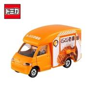 【日本正版】TOMICA NO.91 CoCo 壹番屋 咖哩餐車 移動販賣車 玩具車 多美小汽車 - 102663