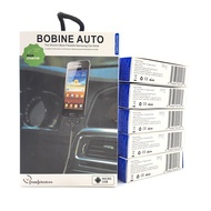 BOBINE AUTO 充電傳輸線 金屬支架 充電線支架二合一 世界上最靈活的 Android 車架【魔力電玩】