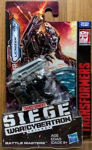 ☆勳寶玩具舖【現貨】變形金剛 賽博坦之戰 圍城 SIEGE 武器戰將 Lionizer
