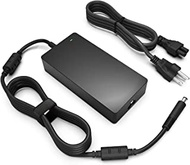 180W 150W 130W 19.5V 9.23A AC Charger for Dell Precision 7530 7520 7510 Gaming G3 G5 G7 13 15 17 DA180PM111 Laptop Power Supply Adapter Cord