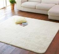 外銷日本等級 200*300 CM 高級純色 防滑超柔 絲毛地毯 (客製訂作款)