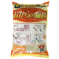 日立 Hitachi ★ 環保凝結豆腐砂(6L)可凝結貓砂,可水解火焚豆腐貓沙,自然天然 300元