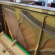 【功學社南區鋼琴中心】16萬號 山葉 Yamaha U30 原木色中古鋼琴