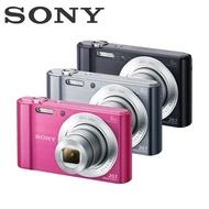 【SONY 索尼】W810 全景拍攝數位相機(公司貨)