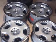 OZ 18寸鍛造鋁圈 兩片式鋁圈 5-112 5-114.3 BBS work rotiform RADI8