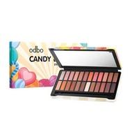 Odbo Candy Love Eyeshadow (OD237)   โอดีบีโอ  อายแชโดว์ 24 เฉดสี