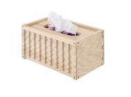 W-1772  貨櫃造型面紙盒 專業設計 讓您抽到最後一張同樣順暢無比