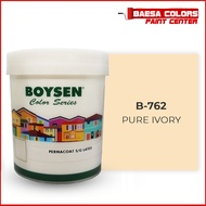 BOYSEN PERMACOAT LATEX PAINT COLOR SERIES (PURE IVORY)